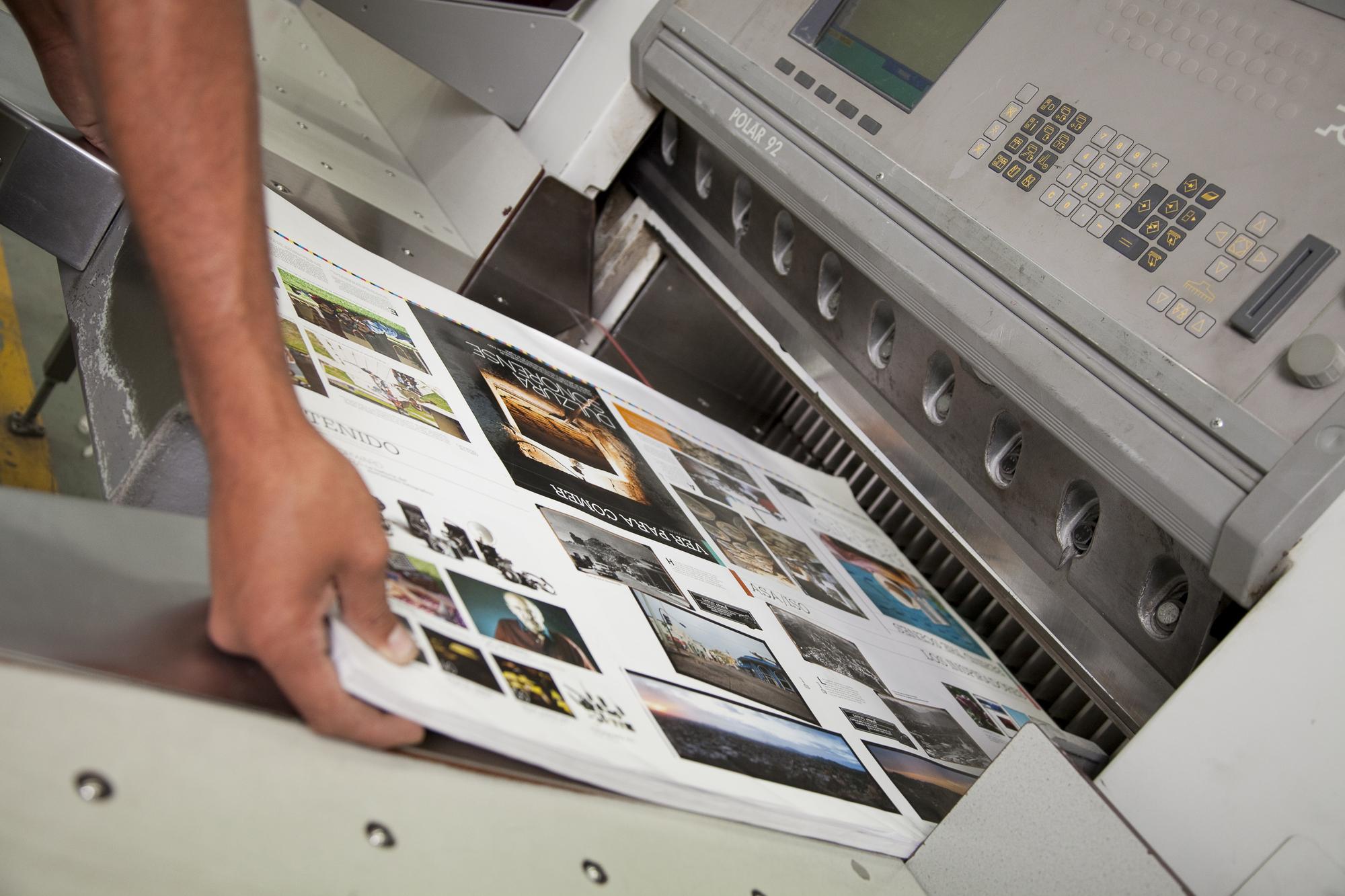 printen op afstand