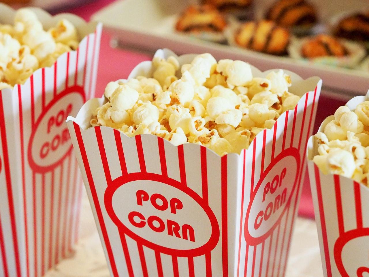 popcorn bioscoop